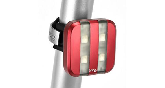 Knog Blinder 4 rote LED GT rot